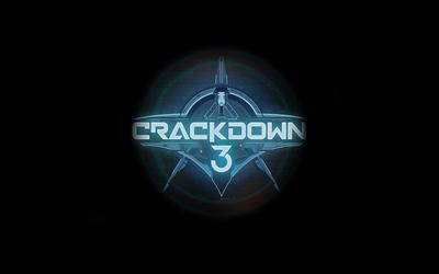 Crackdown 3 logo wallpaper