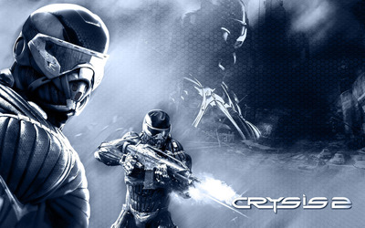 Crysis 2 [10] wallpaper