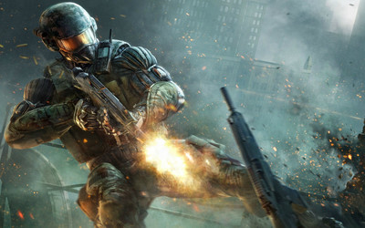 Crysis 2 [16] wallpaper