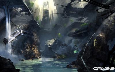 Crysis 2 [18] wallpaper