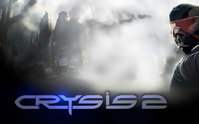 Crysis 2 [8] wallpaper
