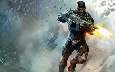 Crysis 2 [3] wallpaper