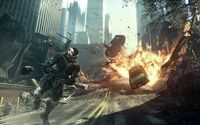 Crysis battle with Prophet wallpaper 1920x1200 jpg