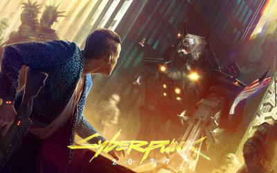 Cyberpunk 2077 [5] wallpaper
