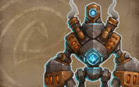 Cyclop Robot - Torchlight II wallpaper 1920x1200 jpg