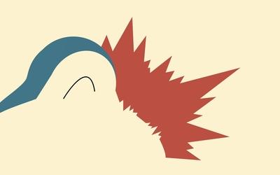 Cyndaquil - Pokemon wallpaper