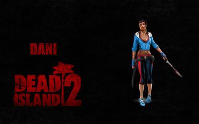 Dani - Dead Island 2 Wallpaper