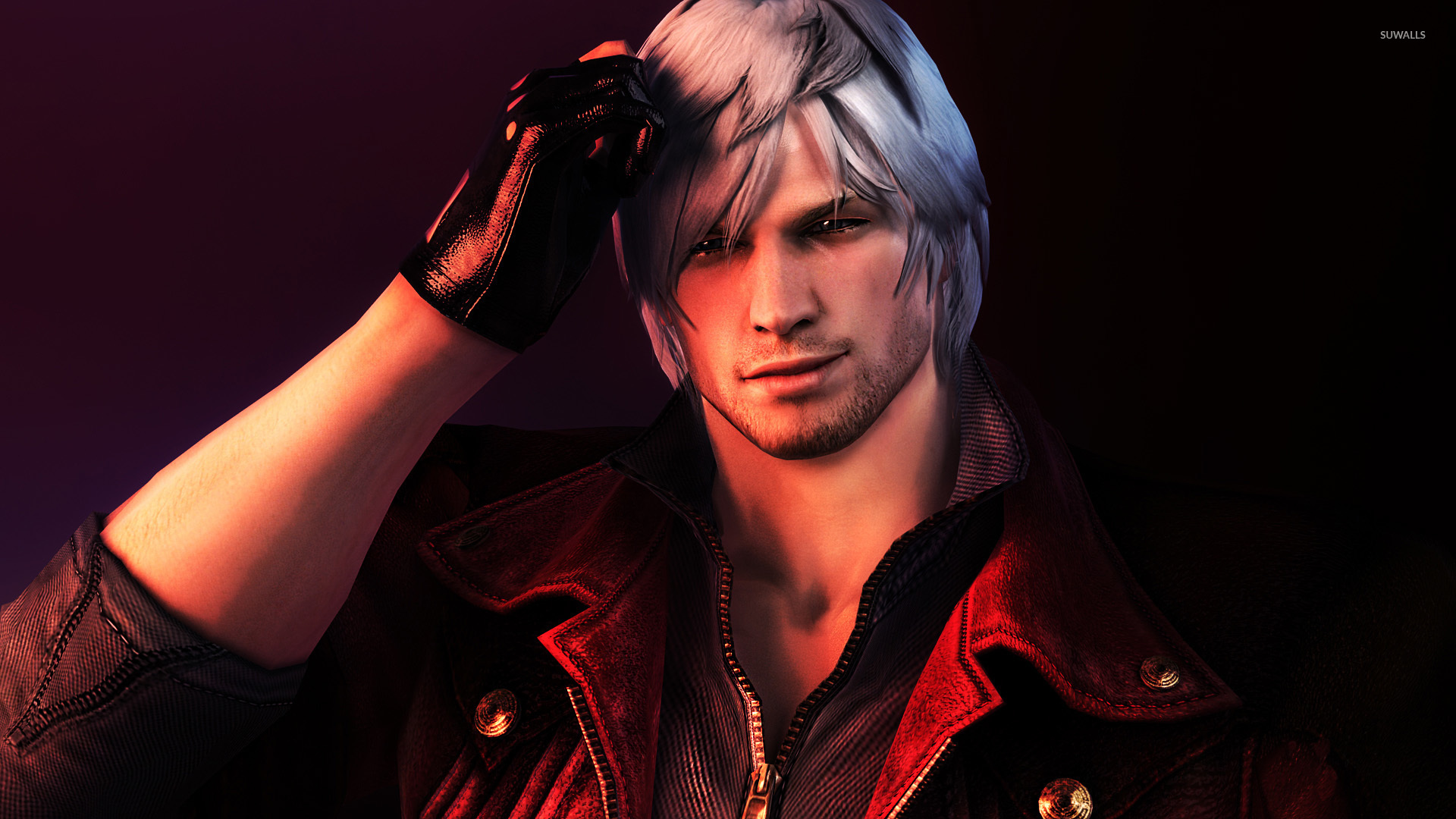 Dante Devil May Cry Wallpaper Game Wallpapers 20041
