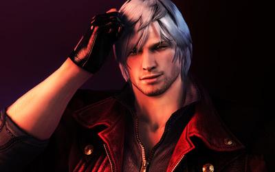 Dante - Devil May Cry wallpaper