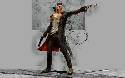 Dante - Devil May Cry [2] wallpaper