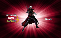 Dante - Ultimate Marvel vs. Capcom 3 wallpaper 2560x1600 jpg