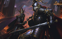 Dark Elves - Warhammer Online: Age of Reckoning wallpaper 1920x1080 jpg