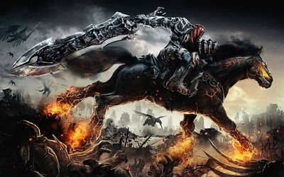 Darksiders [5] wallpaper
