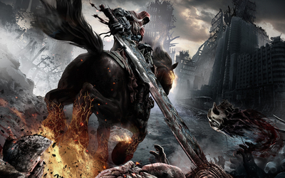 Darksiders [3] wallpaper