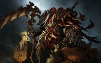 Darksiders: Wrath of War wallpaper 1920x1080 jpg