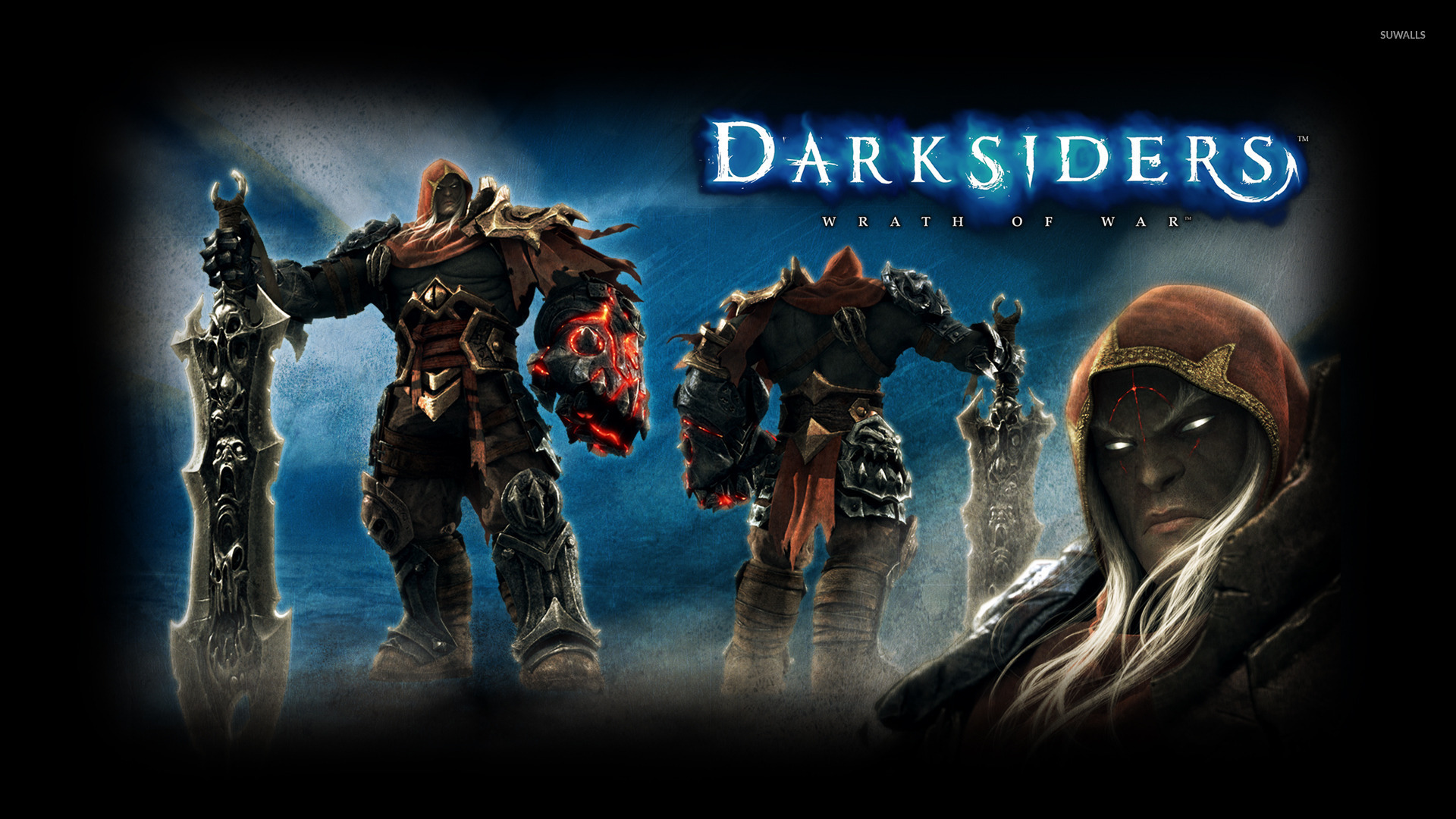Darksiders War Wallpaper By: Darksiders: Wrath Of War [2] Wallpaper