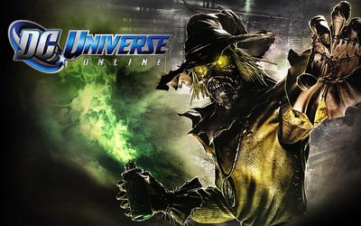 DC Universe Online wallpaper