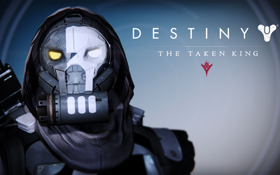 Dead Orbit Hunter male helmet - Destiny: The Taken King wallpaper
