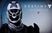 Dead Orbit Titan female helmet - Destiny: The Taken King wallpaper 3840x2160 jpg