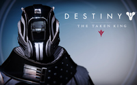 Dead Orbit Warlock male helmet - Destiny: The Taken King wallpaper 3840x2160 jpg
