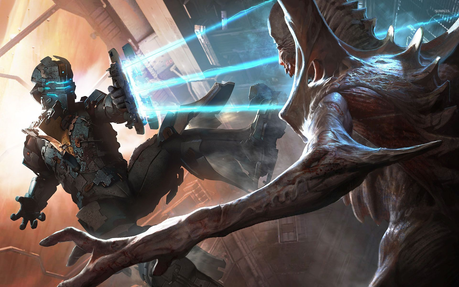 Dead Space 2 3 Wallpaper Game Wallpapers 31652