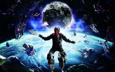 Dead Space 3 wallpaper