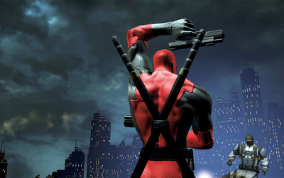 Deadpool [12] wallpaper