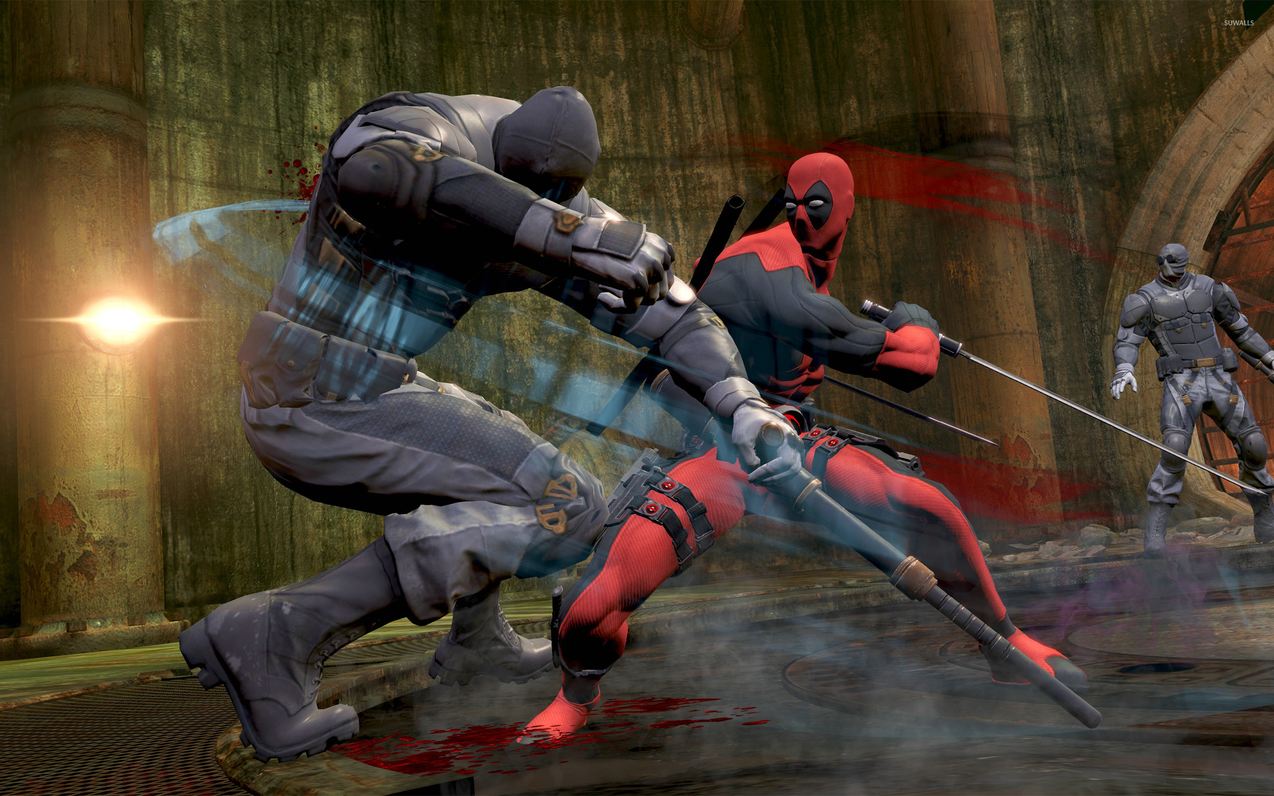 Deadpool 18 Wallpaper