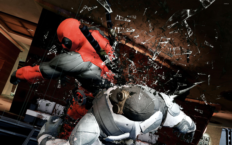 Deadpool 15 Wallpaper