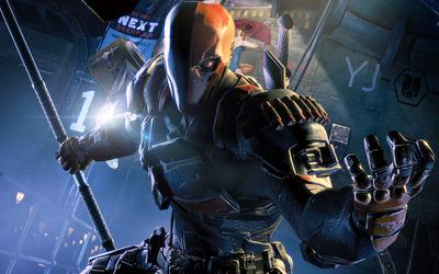 Deathstroke - Batman: Arkham Origins [2] wallpaper