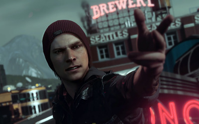 Delsin Rowe - InFamous: Second Son [5] wallpaper