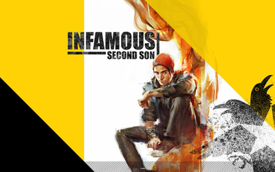 Delsin Rowe - InFamous: Second Son [2] wallpaper