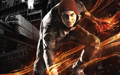 Delsin Rowe - Infamous: Second Son wallpaper