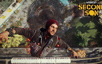 Delsin Rower - InFamous: Second Son wallpaper 1920x1080 jpg