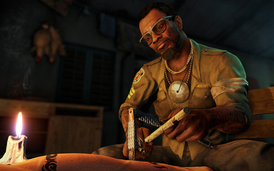 Dennis Rogers - Far Cry 3 wallpaper