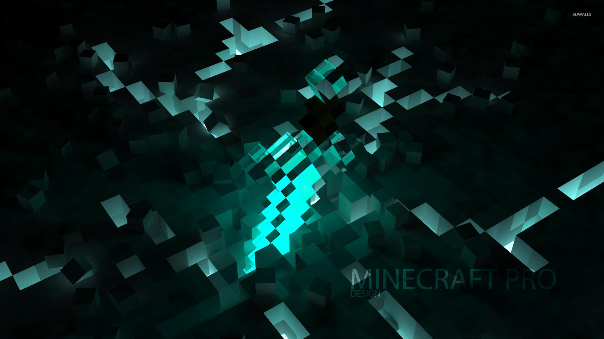 Minecraft Fondo De Pantalla Hd: Design In The Minecraft Pro Wallpaper