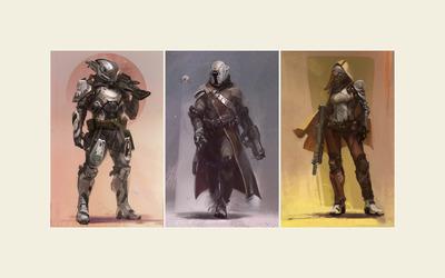 Destiny [14] wallpaper