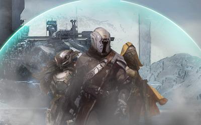 Destiny [22] wallpaper