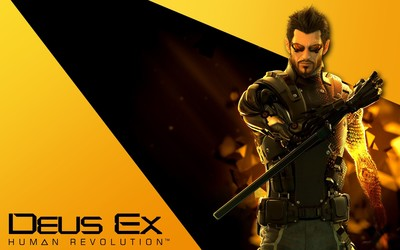 Deus Ex: Human Revolution [11] wallpaper