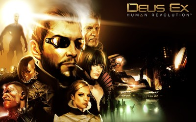 Deus Ex: Human Revolution [7] wallpaper