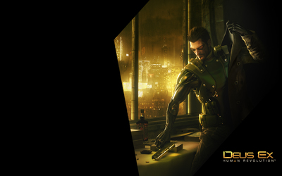 Deus Ex: Human Revolution [6] wallpaper