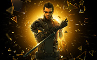 Deus Ex: Human Revolution [2] wallpaper 2560x1600 jpg