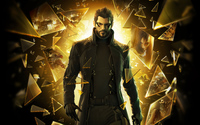 Deus Ex: Human Revolution wallpaper 2560x1600 jpg