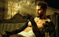 Deus Ex: Human Revolution [3] wallpaper 2560x1600 jpg