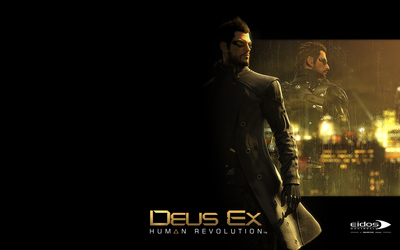 Deus Ex: Human Revolution [8] wallpaper