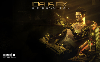 Deus Ex: Human Revolution [9] wallpaper