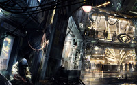 Deus Ex: Universe wallpaper 2880x1800 jpg