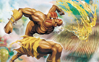 Dhalsim - Super Street Fighter II: The New Challengers wallpaper 1920x1080 jpg