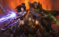 Diablo III [12] wallpaper 1920x1200 jpg