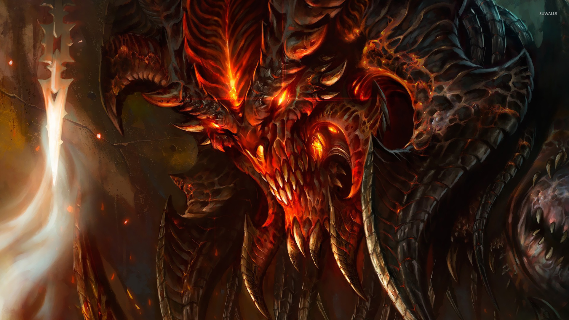 diablo wallpaper 2560x1440 - photo #30